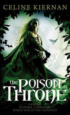 The Poison Throne by Celine Kiernan image