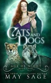 Cats and Dogs by May Sage image