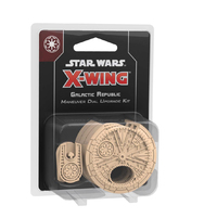 Star Wars X-Wing Second Edition Galactic Republic Maneuver Dial Upgrade Kit