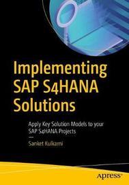 Implementing SAP S/4HANA by Sanket Kulkarni