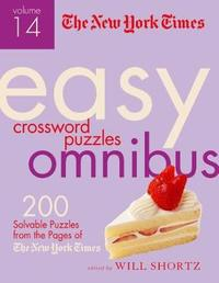 """The New York Times Easy Crossword Puzzle Omnibus Volume 14 by """"New York Times"""""""