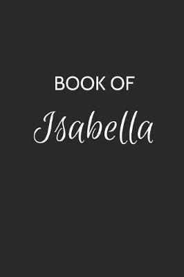 Book of Isabella by Rachel Green Publications image