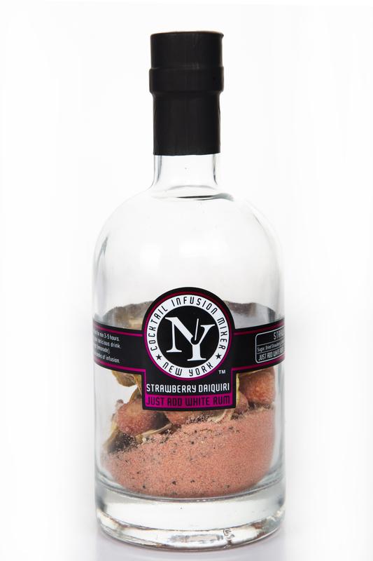 New York Cocktail Infusion - Strawberry Daiquiri (125g)