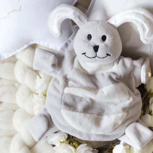 Sleepytot: No More dummy Runs (Grey Bunny)