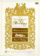 Wedding Box (Wedding Planner, Wedding Singer, Muriels Wedding) on DVD
