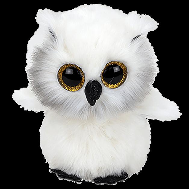 Ty Beanie Boo: Austin Owl - Small Plush