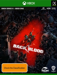 Back 4 Blood for Xbox Series X