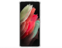 Samsung S21 Ultra Clear Cover - Transparent