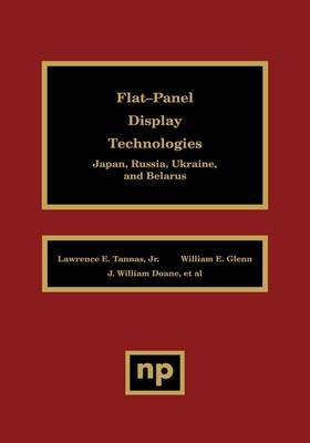 Flat-Panel Display Technologies by Lawrence E. Tannas image