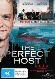 The Perfect Host on DVD