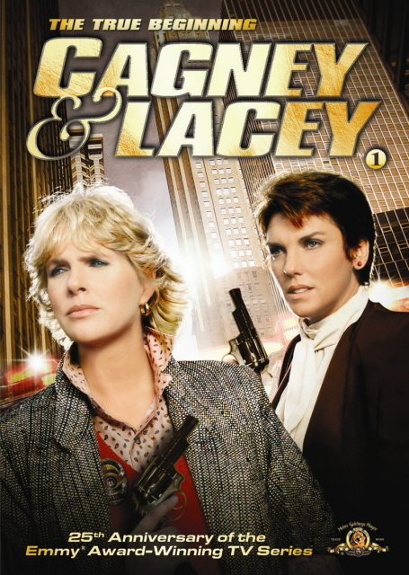 Cagney And Lacey - Season 1: The True Beginning (5 Disc Set) on DVD