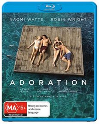 Adoration on Blu-ray