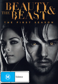 Beauty and The Beast - The First Season on DVD