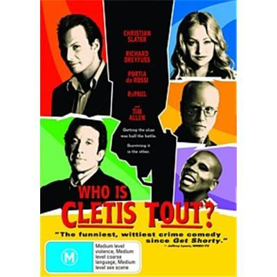 Who Is Cletis Tout? on DVD