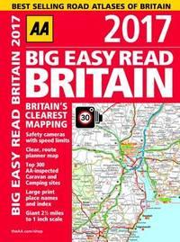 AA Big Easy Read Britain