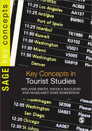 Key Concepts in Tourist Studies by Melanie Smith image