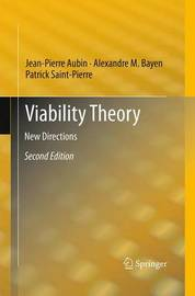 Viability Theory by Jean-Pierre Aubin