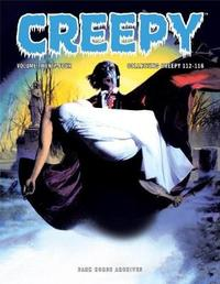Creepy Archives Volume 24 by Archie Goodwin