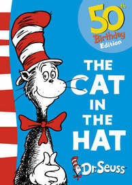 The Cat in the Hat: Green Back Book by Dr Seuss