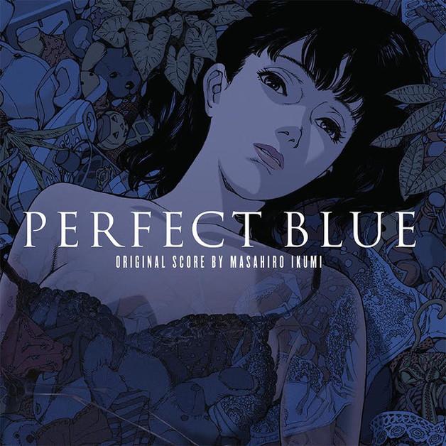 Perfect Blue Original Soundtrack (LP) by Soundtrack / Various
