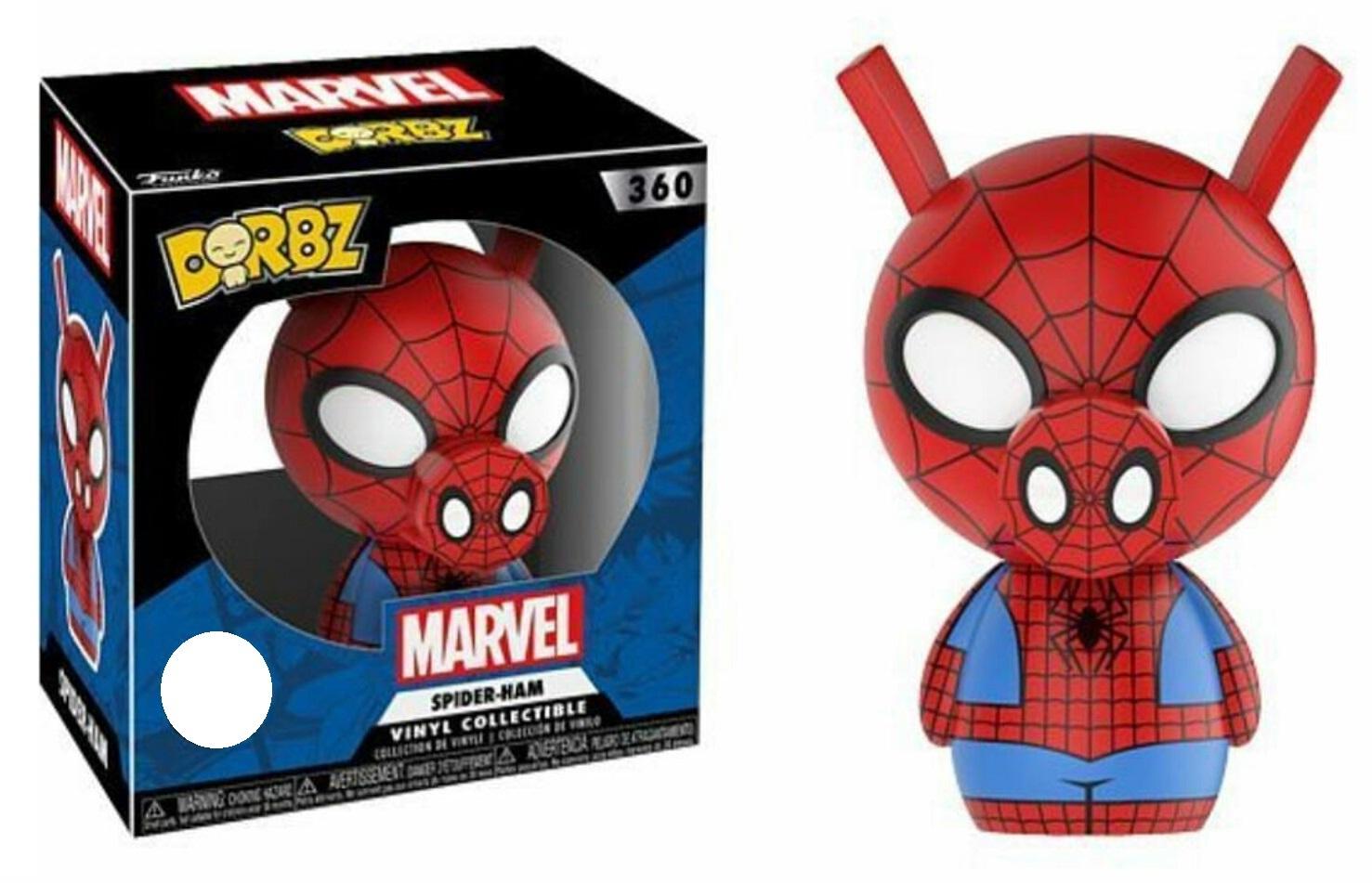 Marvel - Spider-Ham Dorbz Vinyl Figure image