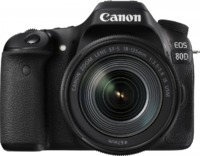 Canon EOS 80D 24MP DSLR Camera (18-135)