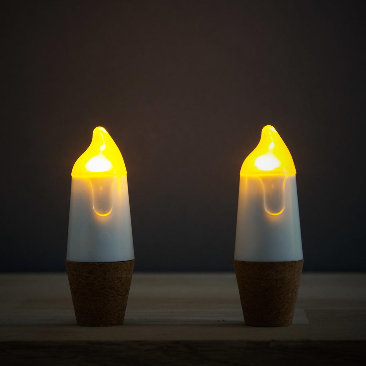 Suck Uk: Bottle Light Candle image