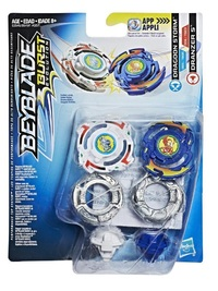 Beyblade Burst: Evolution Duo Pack - Dragoon Storm & Dranzer S
