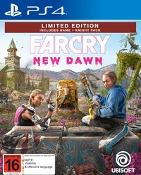 Far Cry New Dawn Limited Edition for PS4 image
