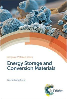 Energy Storage and Conversion Materials image