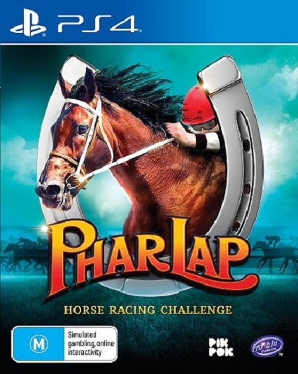 Phar Lap Horse Racing Challenge for PS4