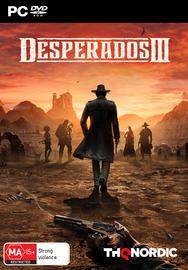 Desperados III for PC image