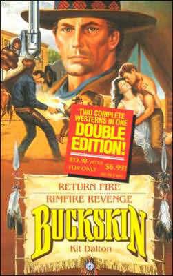 Return Fire: AND Rimfire Revenge by Kit Dalton image