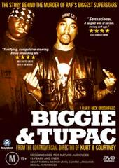 Biggie and Tupac on DVD