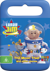 Lunar Jim: Moon Thief & Other Stories on DVD