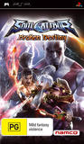 Soul Calibur: Broken Destiny (Essentials) for PSP