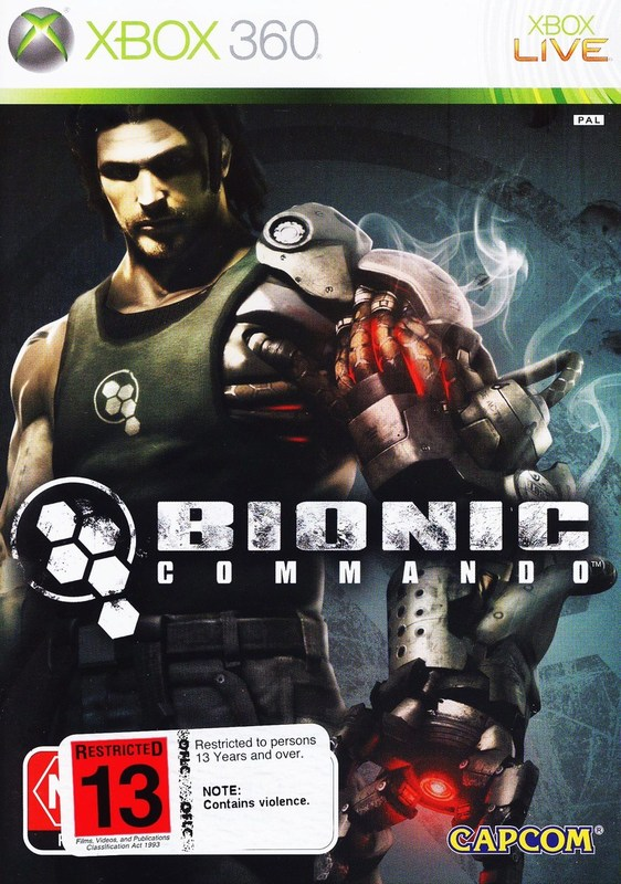 Bionic Commando for X360