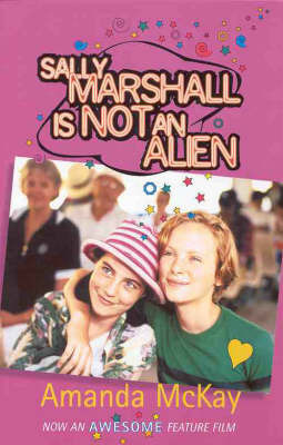 Sally Marshall's Not an Alien! (Tie-In) by Amanda McKay