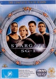 Stargate SG-1 - The Complete Tenth Season on DVD
