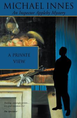 A Private View by Michael Innes image