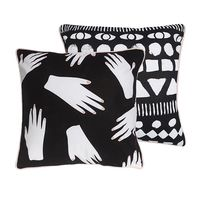 General Eclectic Cushion - Hands image