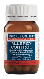 Ethical Nutrients Allergy Control (30 Capsules)