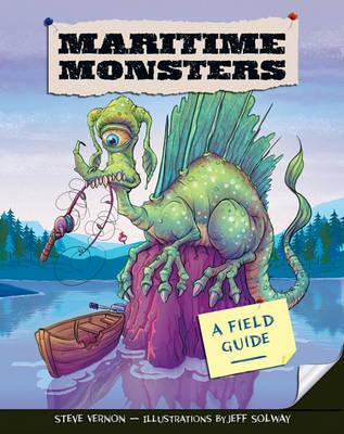Maritime Monsters by Steve Vernon image