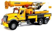 Bruder: Mack Granite Crane Truck
