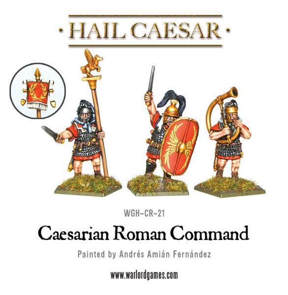 Hail Caesar: Caesarian Roman command