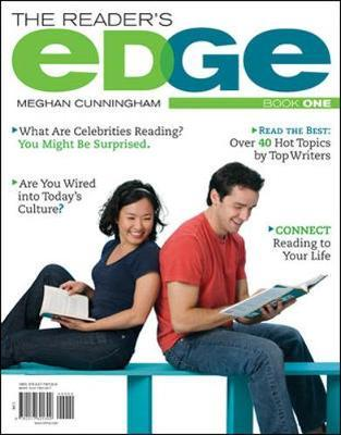 Reader's Edge: Book 1 by McGraw-Hill Education image