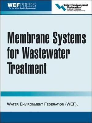 Membrane Systems for Wastewater Treatment by Water Environment Federation image