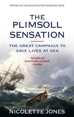 The Plimsoll Sensation by Nicolette Jones image