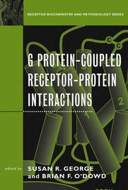 G Protein Coupled Receptor-Protein Interactions by David R. Sibley image