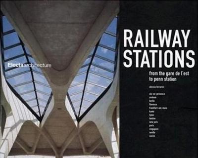 Railway Stations by Alessia Ferrarini
